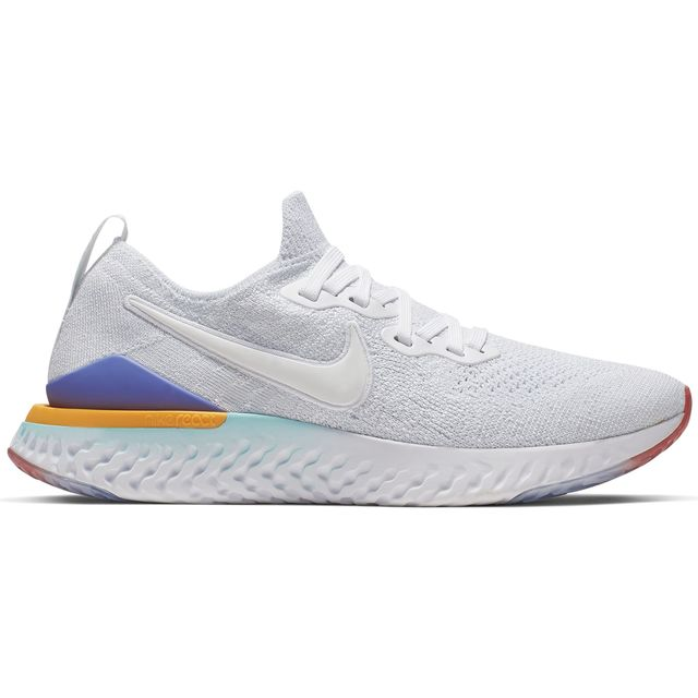 Nike Lady Epic React Flyknit 2 (Weiß)