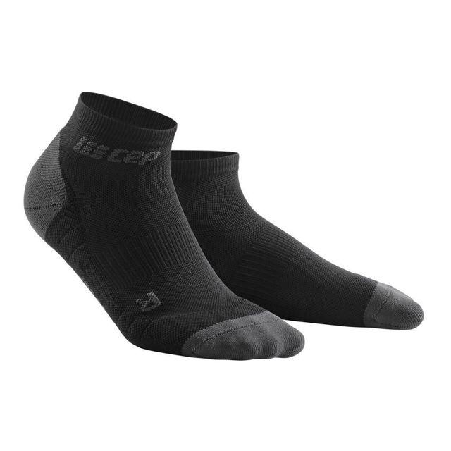 cep Compression Low Cut Socks 3.0 (Schwarz Grau)