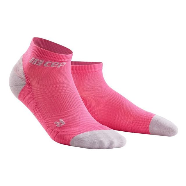 cep Women Compression Low Cut Socks 3.0 (Pink)