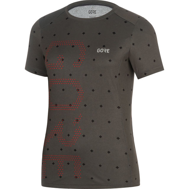 Gore Lady Brand Shirt in Grau