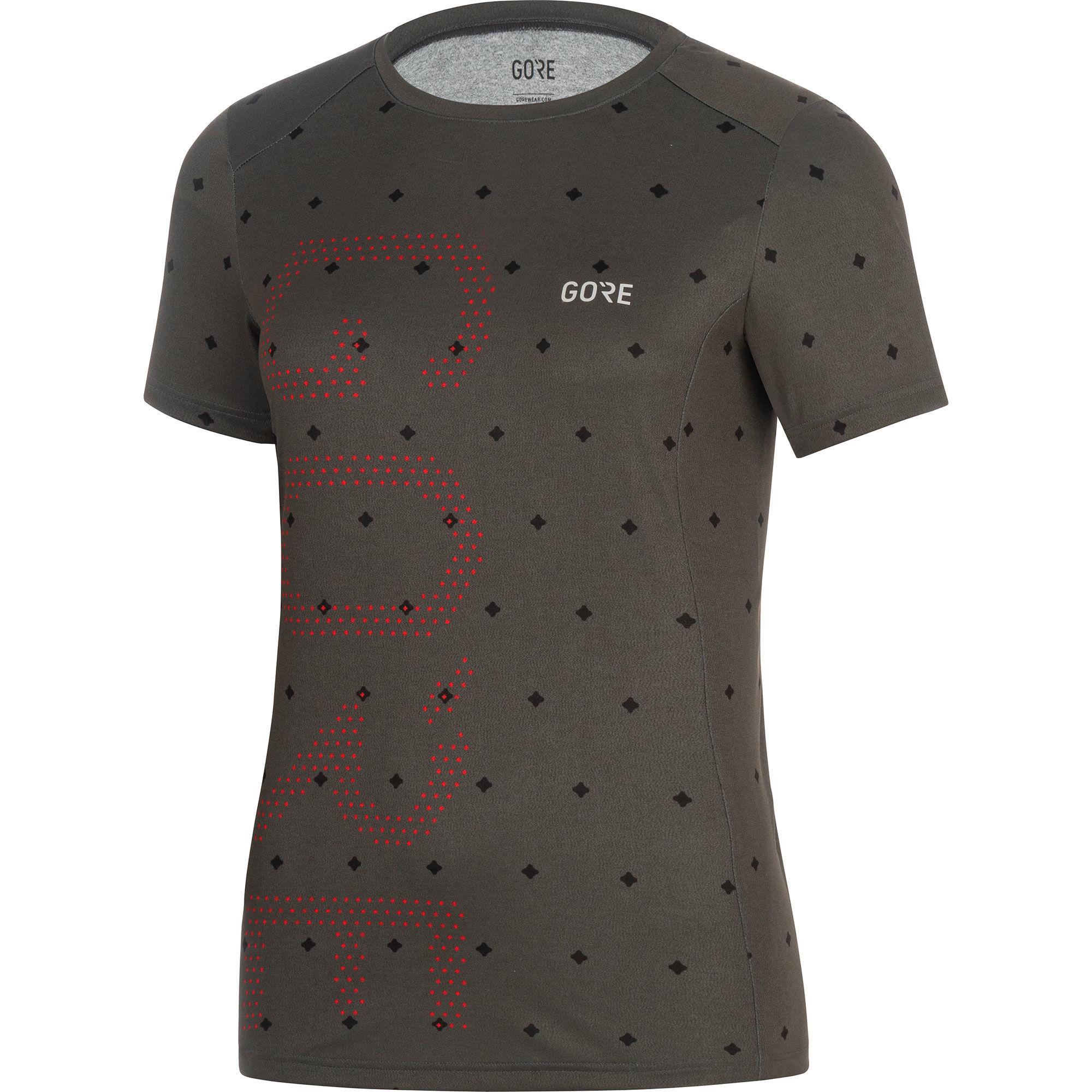 Gore Lady Brand Shirt (Grau)