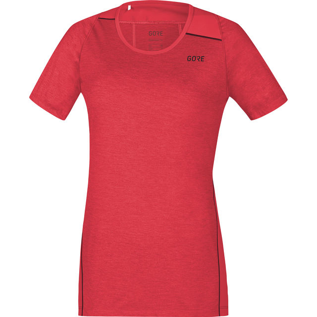 Gore R3 Lady Shirt in Rot