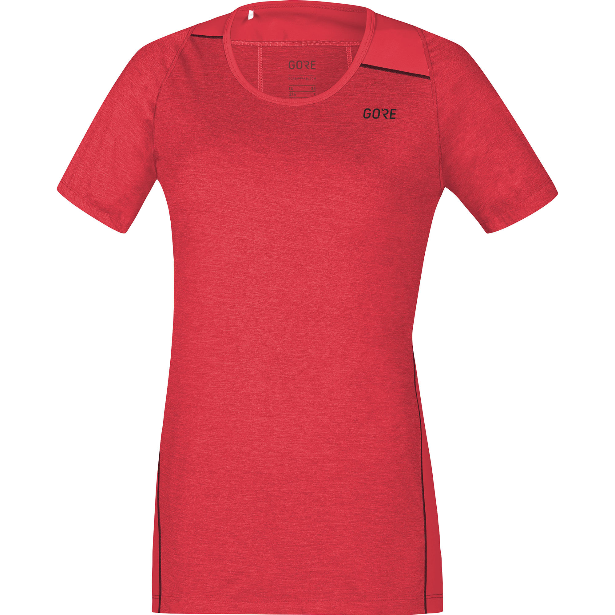 Gore R3 Lady Shirt (Rot)