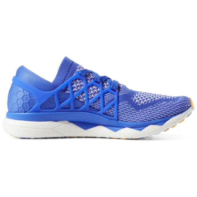 Reebok Floatride Run Ultraknit in Blau