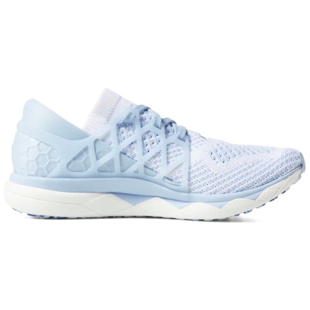 Reebok Lady Floatride Run Ultraknit in Hellblau