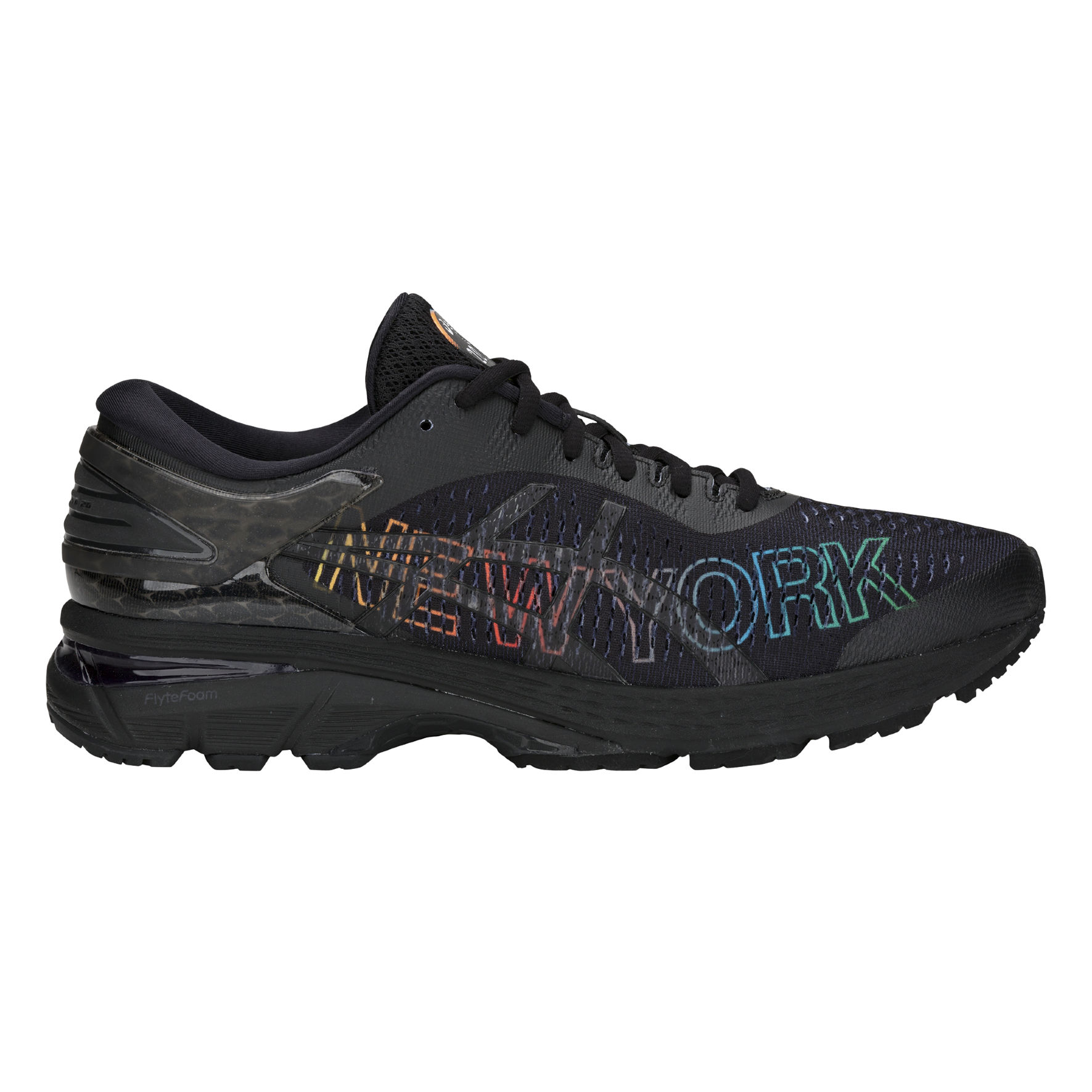 Asics Gel Kayano 25 NYC in Schwarz