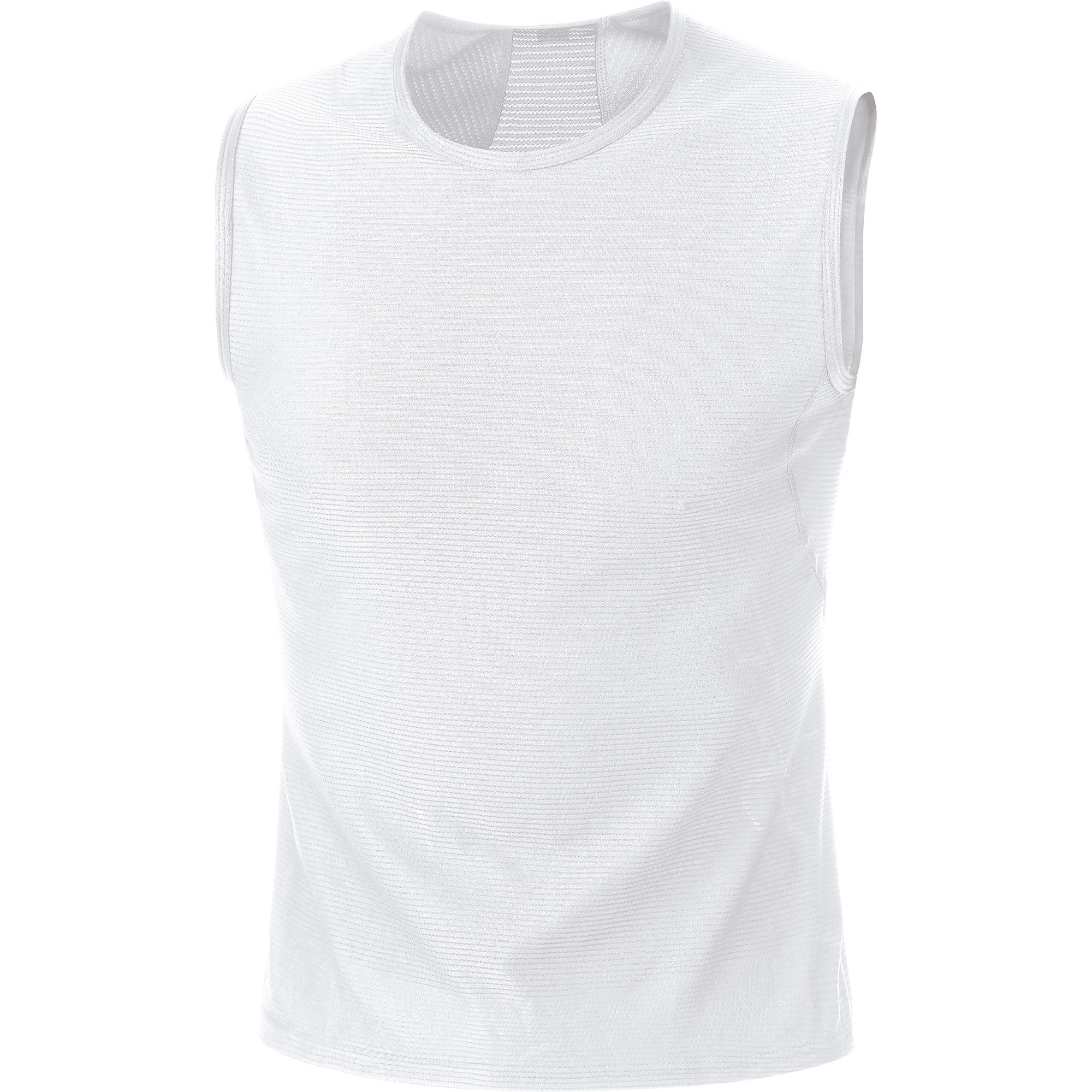 Gore Base Layer Shirt ärmellos (Weiß)