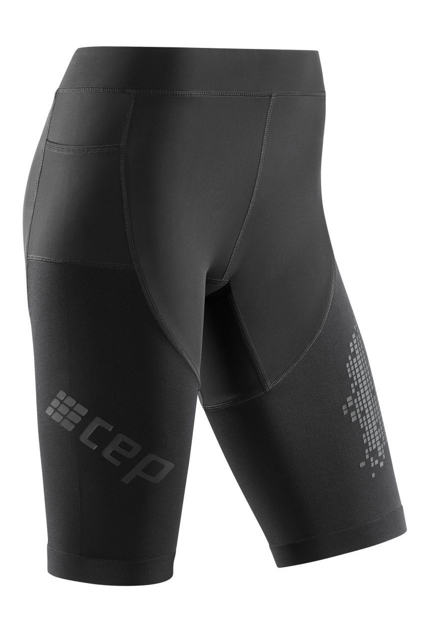 cep Women Run Short Tight 3.0 (Schwarz)
