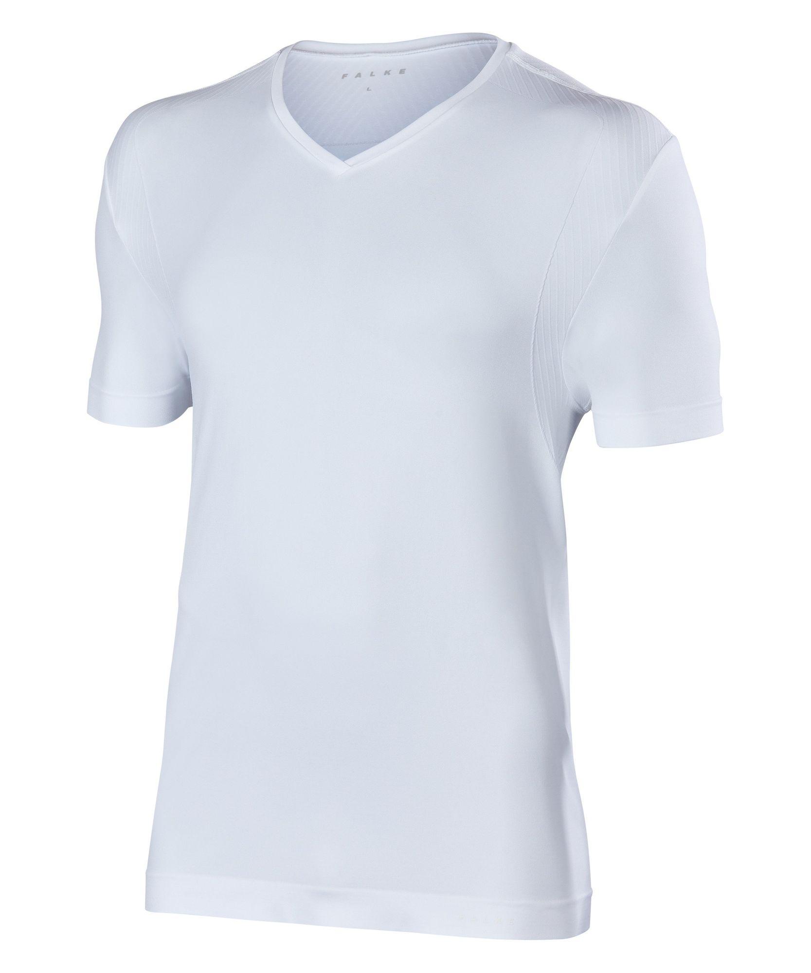 Falke Fitness T-Shirt in Weiß