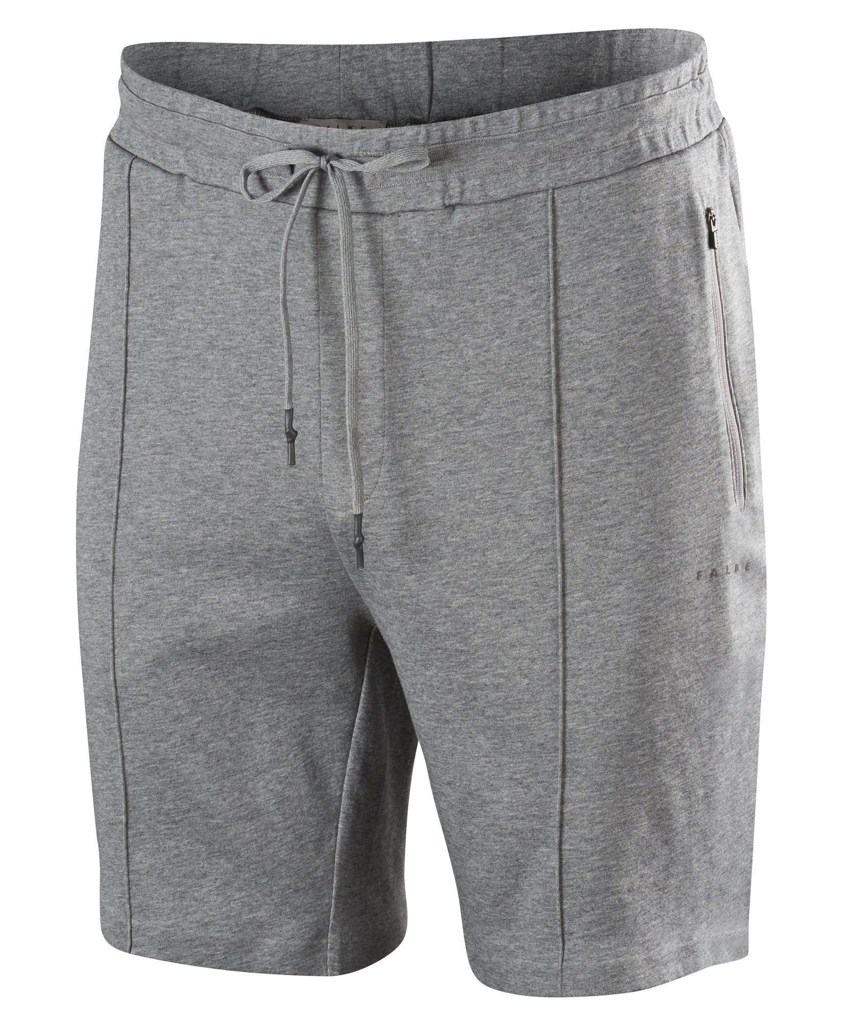 Falke Sweat Shorts in Grau