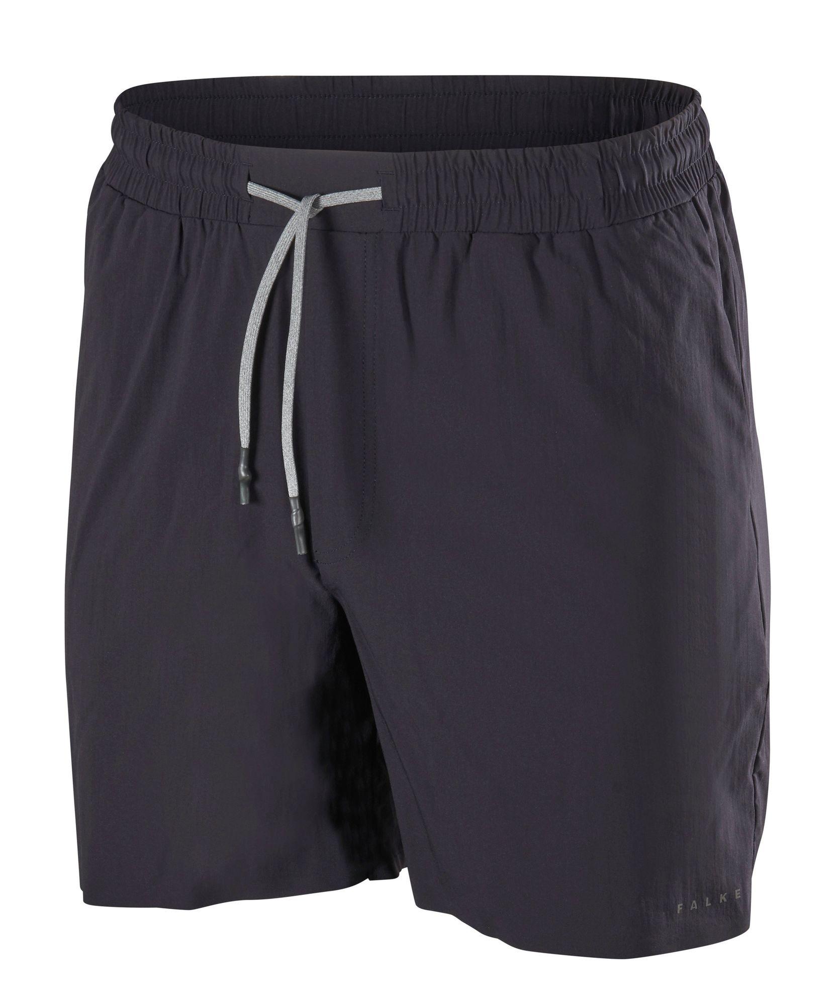 Falke Basic Challenger Shorts in Schwarz