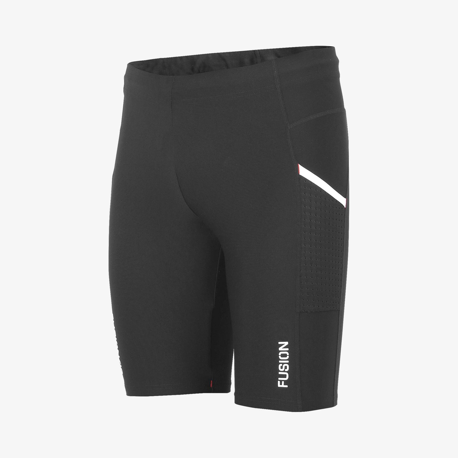 Fusion C3 Short Tights (Schwarz)