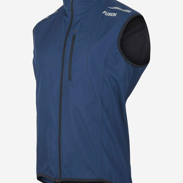 Fusion S1 Run Vest (Night Blue)
