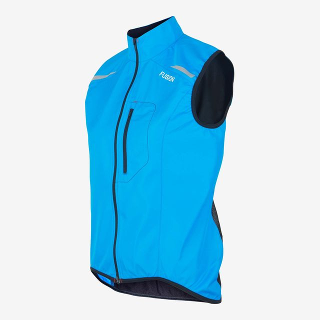 Fusion Women S1 Run Vest (Surf Blue)