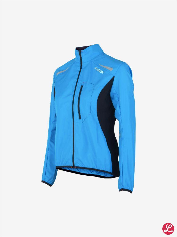 Fusion Women S1 Run Jacket (Surf Blau)