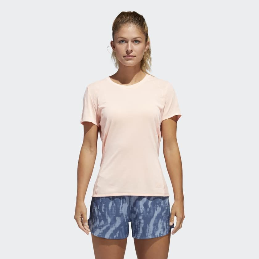 adidas Franchise Supernova T-Shirt w in Rosa