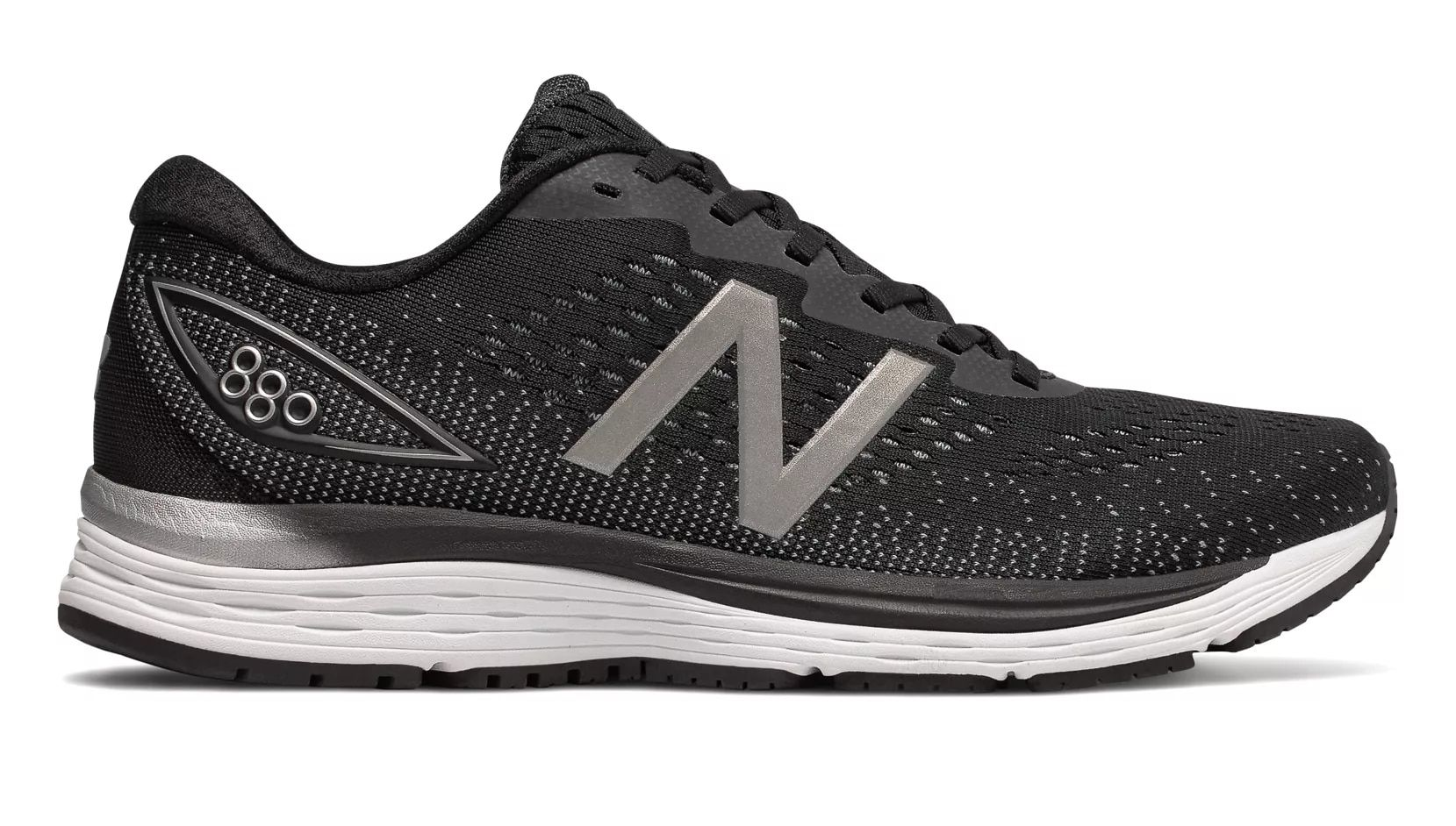 New Balance 880v9 in Schwarz