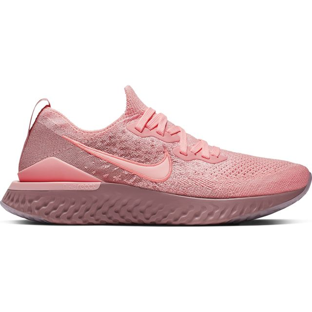Nike Lady Epic React Flyknit 2 in Pink