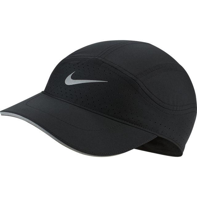 Nike Aerobill Tailwind Elite Cap in Schwarz