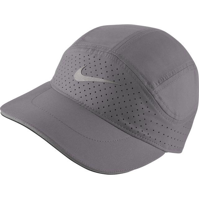 Nike Aerobill Tailwind Elite Cap in Grau