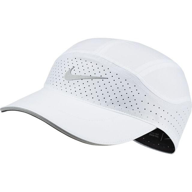 Nike Aerobill Tailwind Elite Cap in Weiß