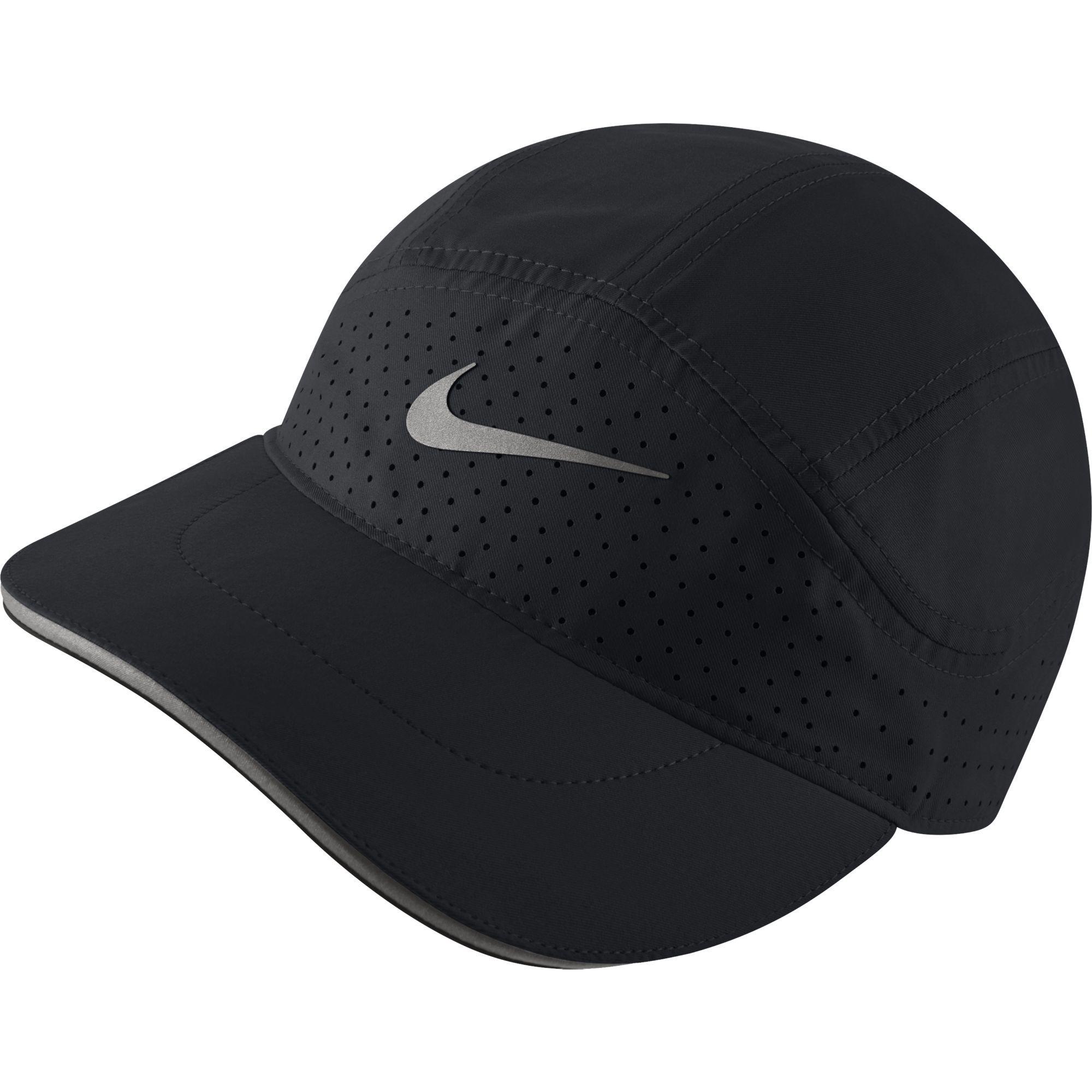 Nike Lady Aerobill Tailwind Elite Cap (Schwarz)
