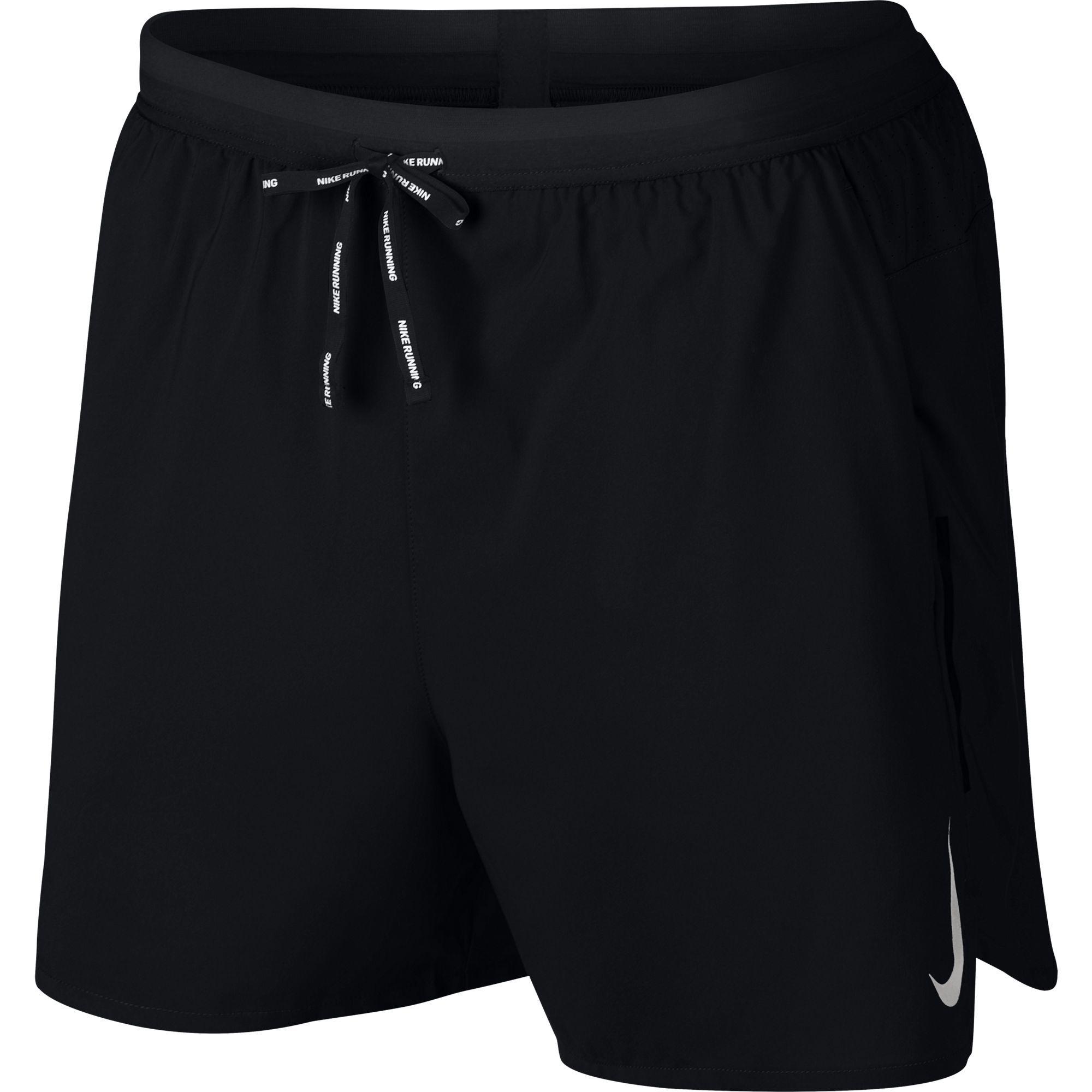 """Nike Flex Stride 2in1 Shorts 5"""" in Schwarz"""