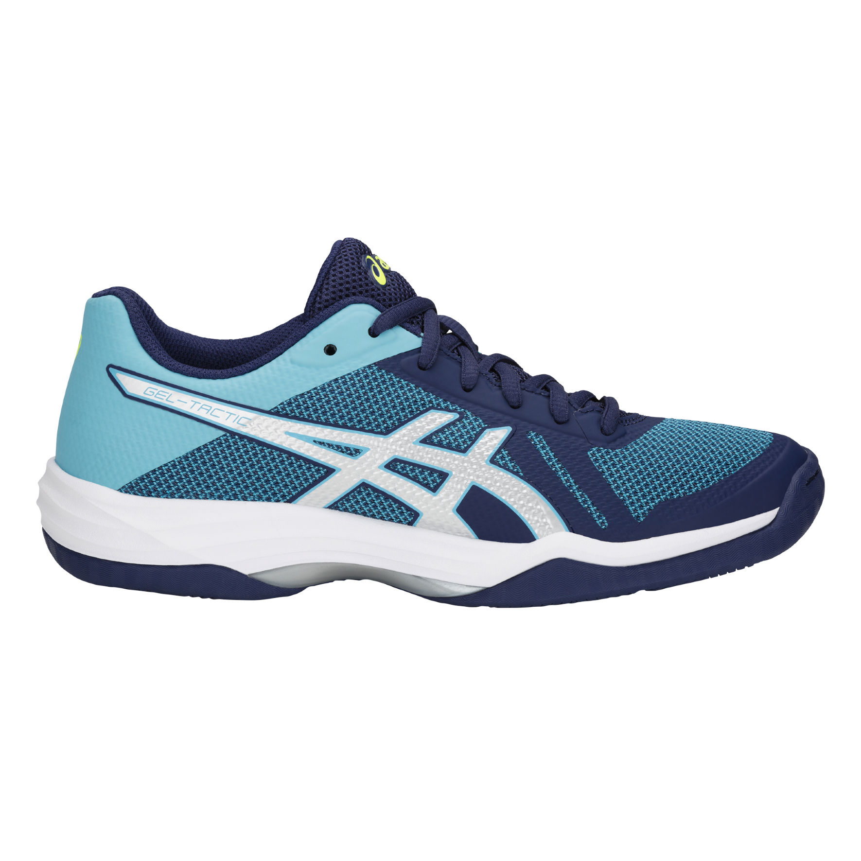Asics Lady Gel Tactic (Blau)