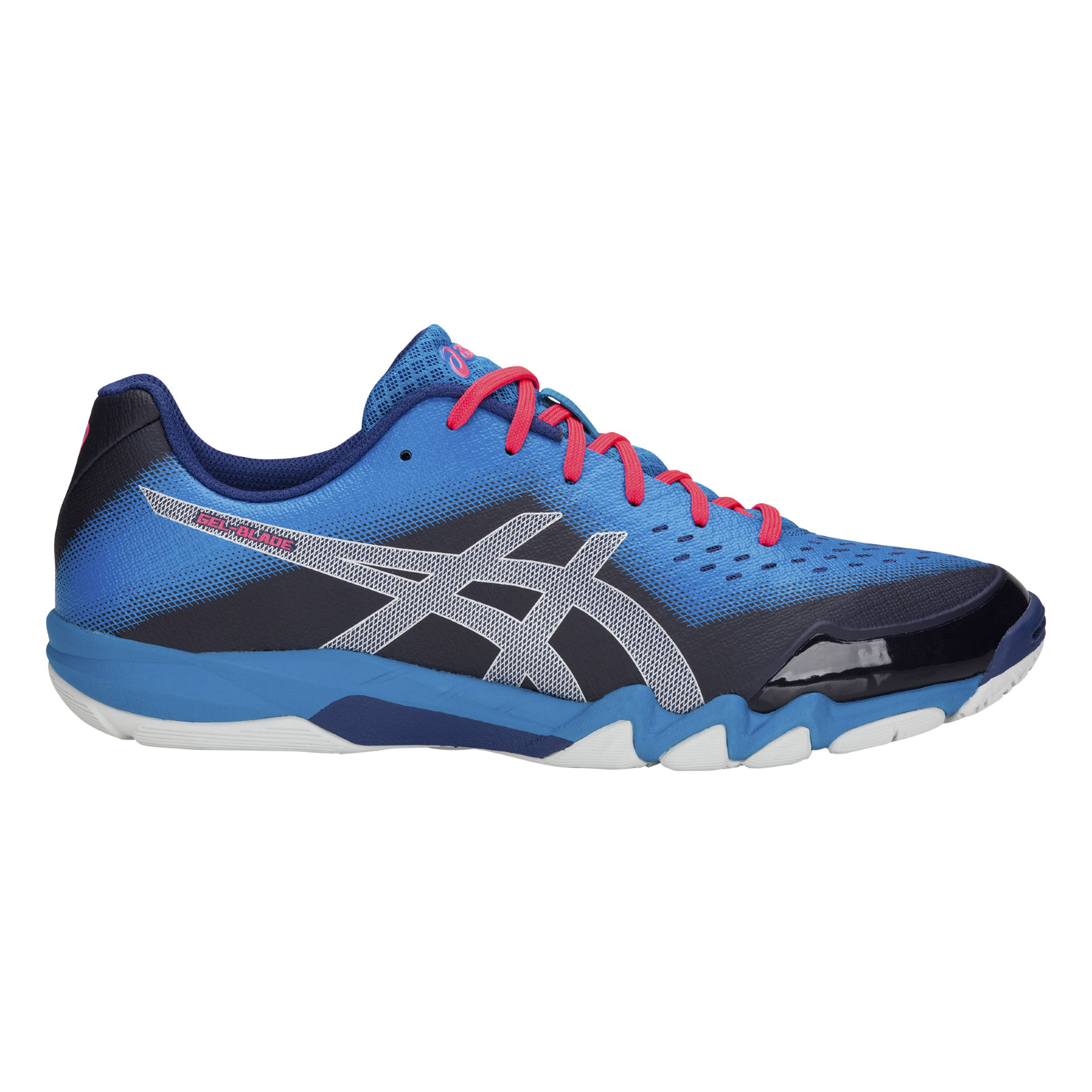 Asics Gel Blade 6 in Blau