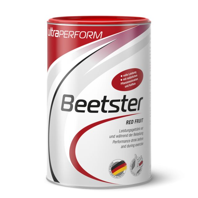 Ultra Sports Beetster Dose in Rot