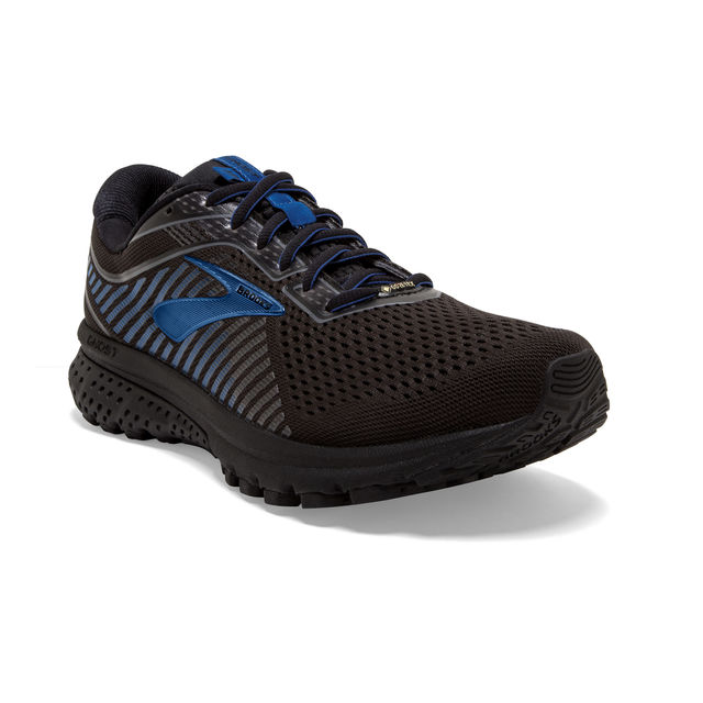 Brooks Ghost 12 GTX in Schwarz Blau