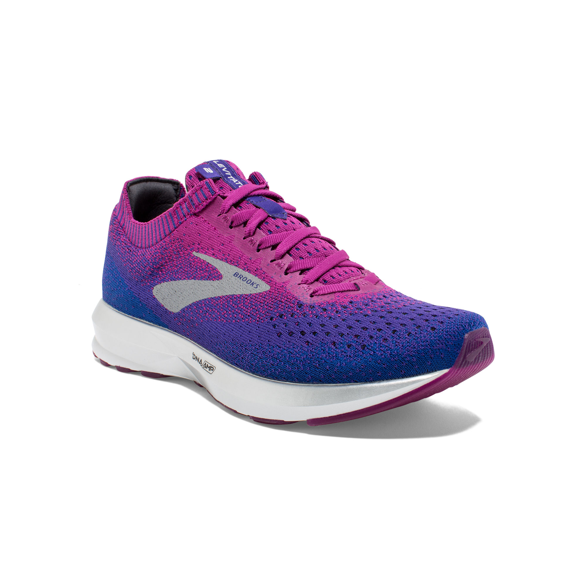 Brooks Lady Levitate 2 (Blau Lila)
