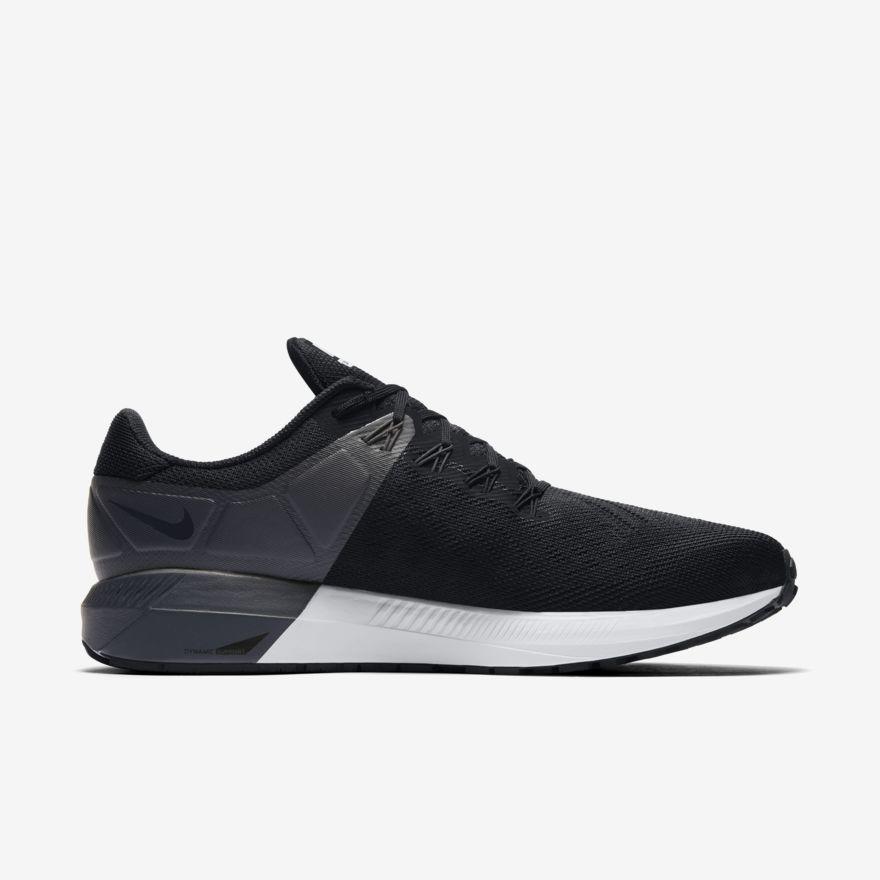 Nike Air Zoom Structure 22 in Schwarz Weiß