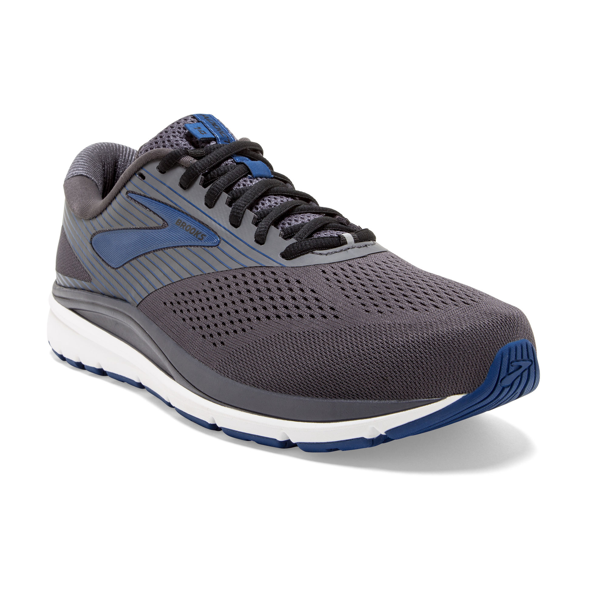 Brooks Addiction 14 D (Grau Blau)