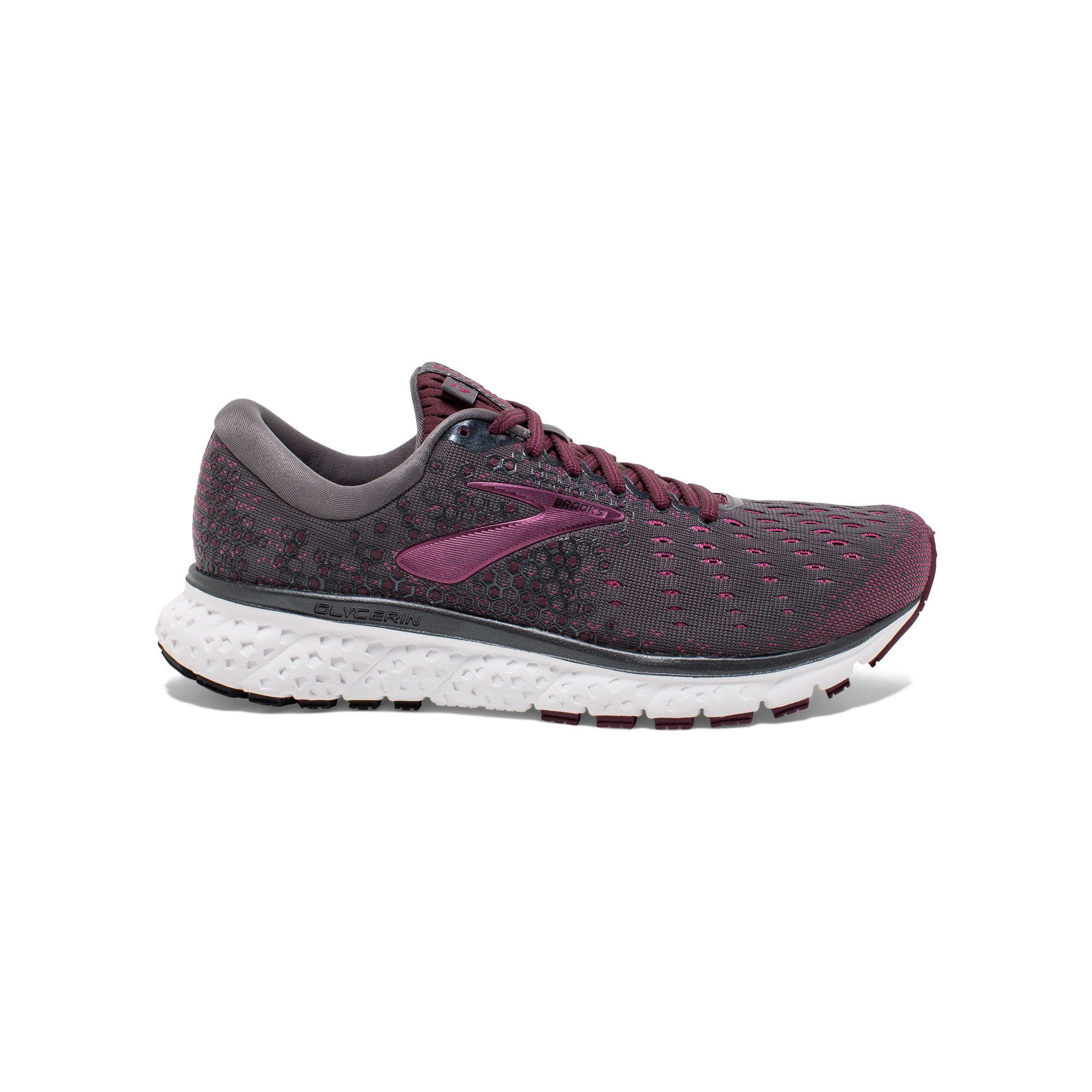 Brooks Lady Glycerin 17 (Lila)
