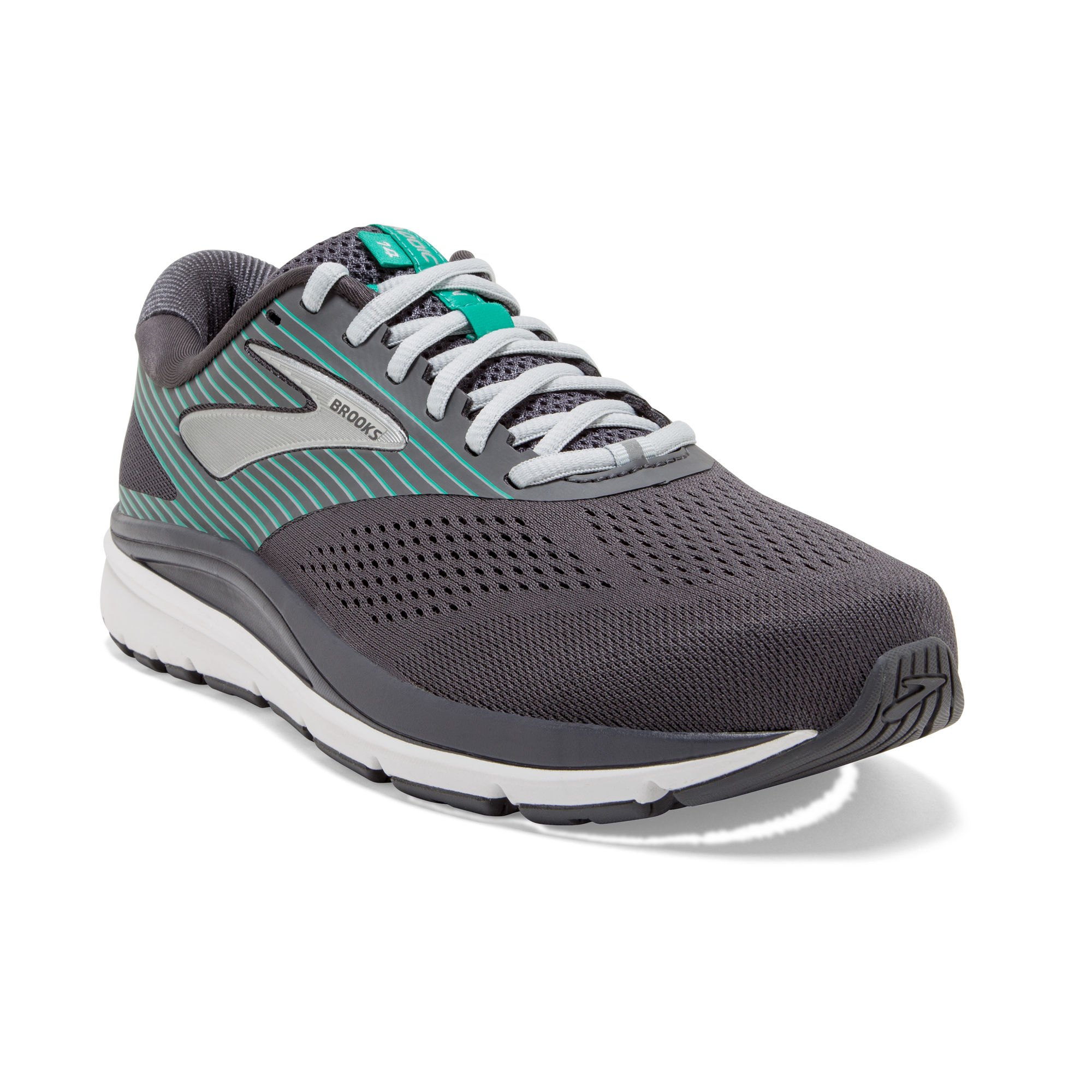 Brooks Lady Addiction 14 B (Grau Türkis)