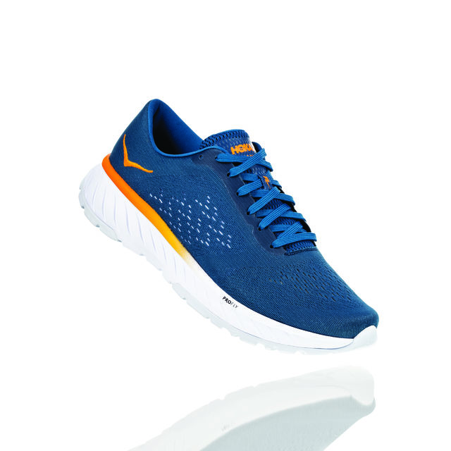 Hoka One One Cavu 2 in Blau