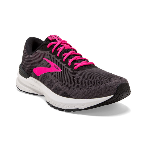 Brooks Lady Ravenna 10 in Black Berry