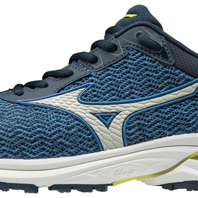 Mizuno Wave Rider TT in Blau