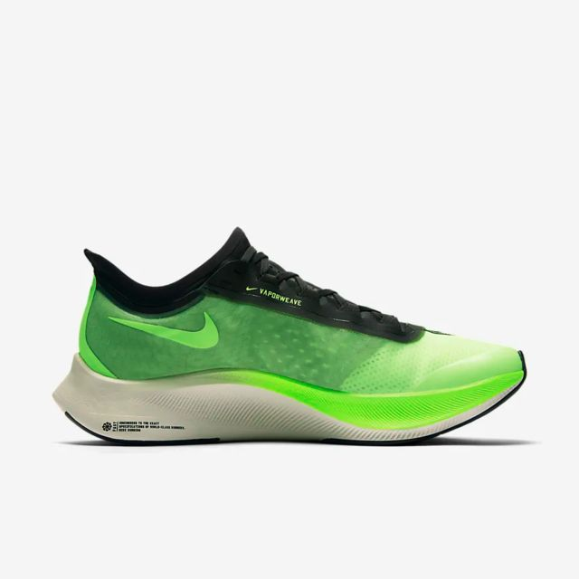 Nike Zoom Fly 3 in Grün