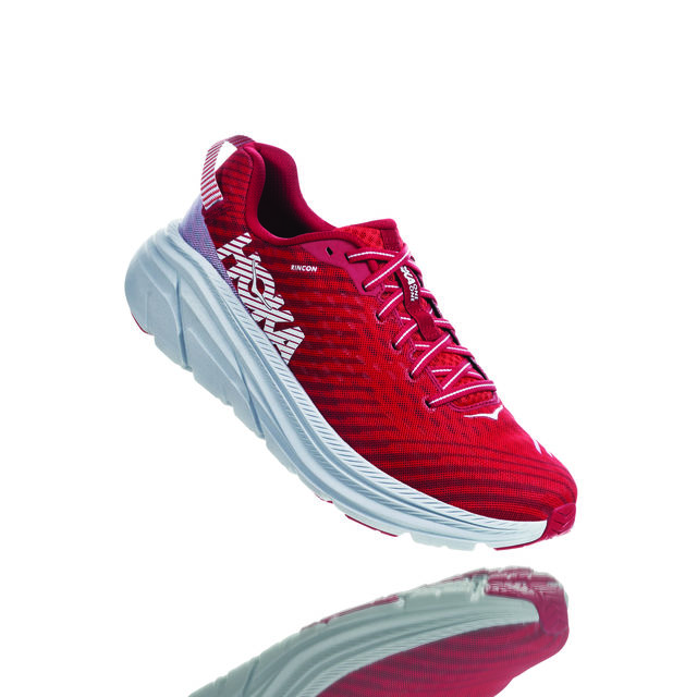 Hoka One One Rincon in Rot