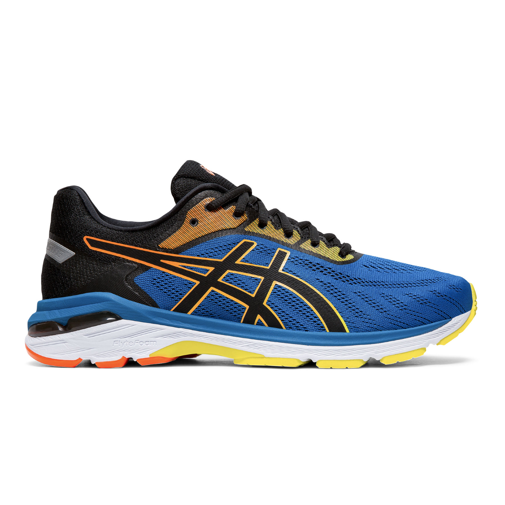 Asics Gel Pursue 5 in Blau
