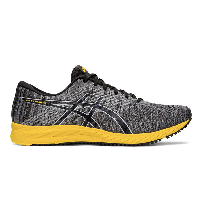 Asics Gel DS Trainer 24 in Grau Gelb