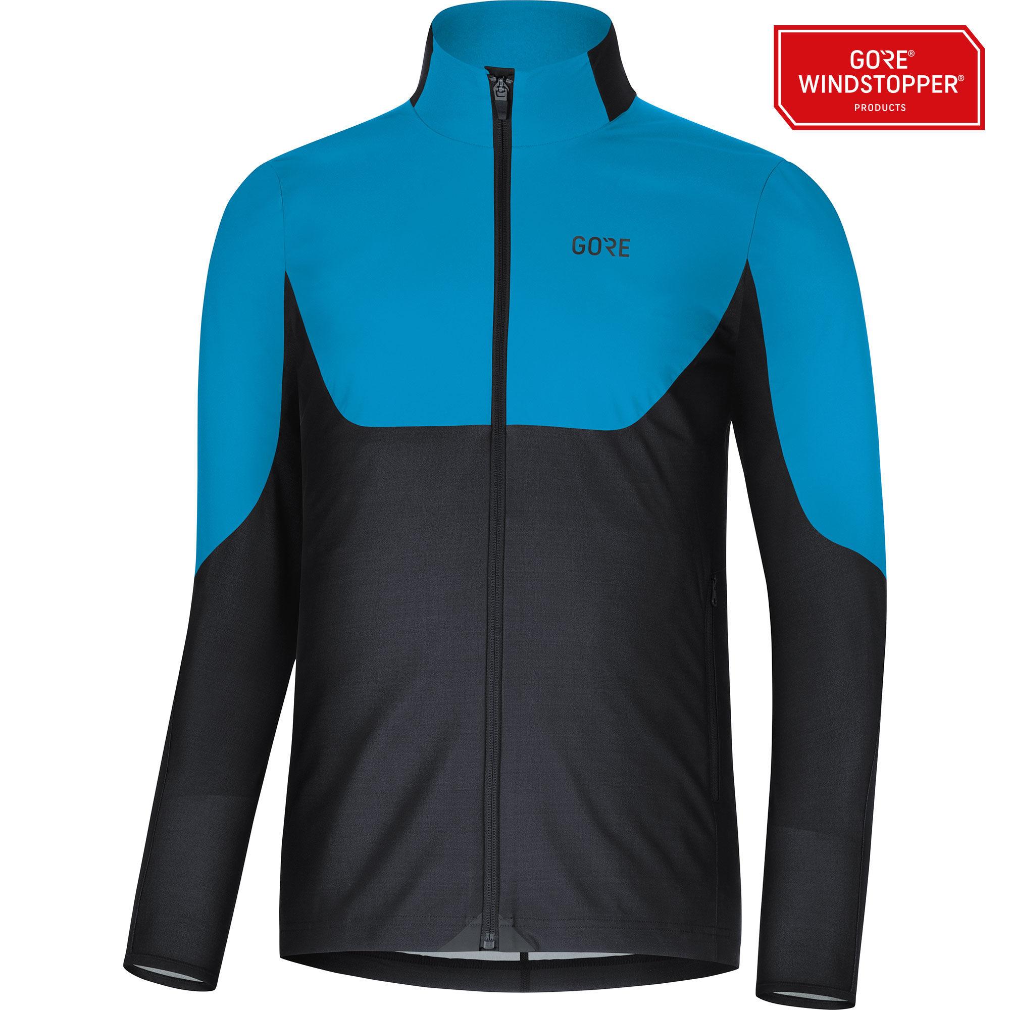 Gore R5 GWS Shirt (Schwarz Blau)