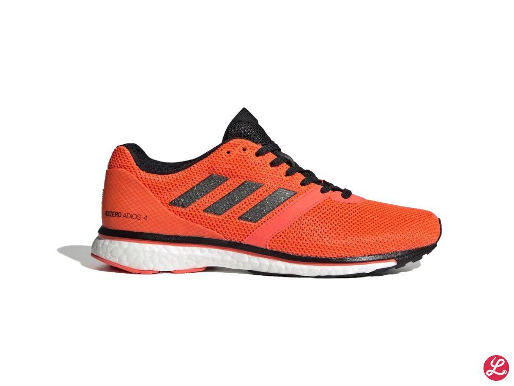adidas Adizero Adios 4 w (Rot)