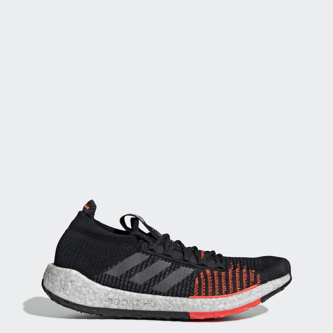 adidas PulseBoost HD in Schwarz Orange