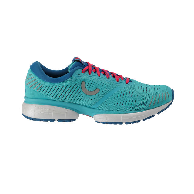 True Motion Lady U-Tech Nevos in Aquamarin Orange