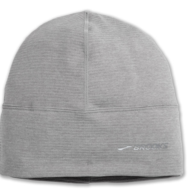 Brooks Notch Thermal Beanie (Grau)