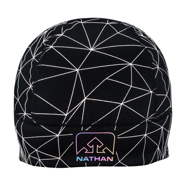 Nathan Reflective Ponytail Beanie