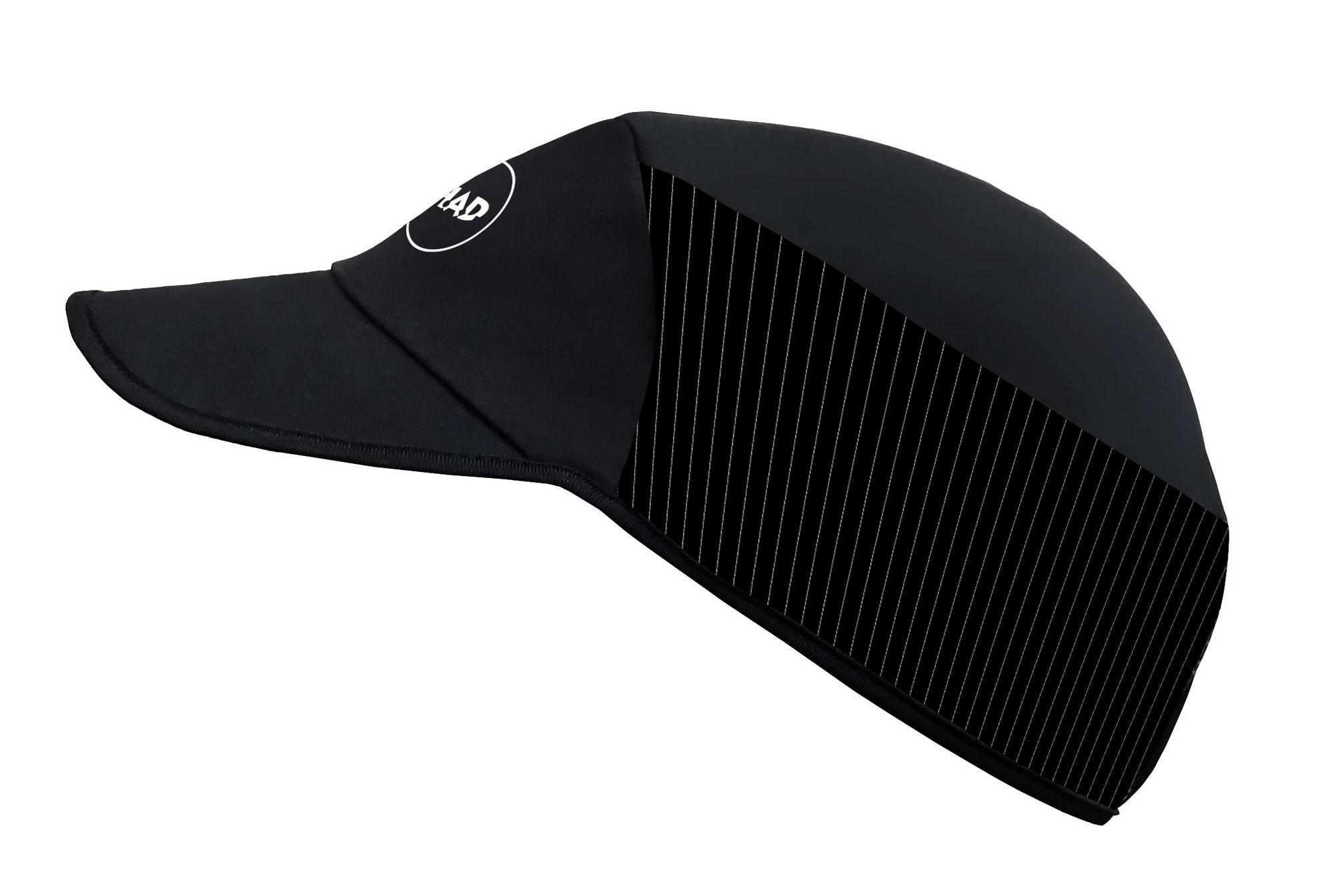 H.A.D. Ultralight Cap (Schwarz Graphite)